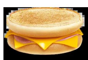 МакТост с ветчиной и сыром